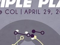 Tulo's Triple Play - Baseball Infographic Play Diagram
