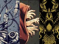 Empire Within / Bē texture band music digital art graphic design graphic artwork art design illustration behance