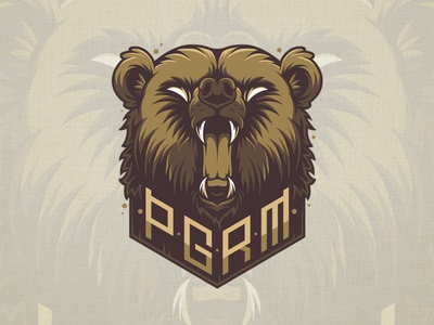 """PGRM Clothing Logo/Emblem"""