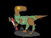 Veloci-wraptor