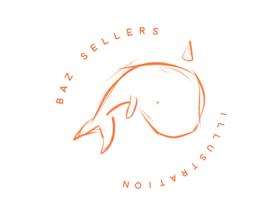 Hoverwhale Logo