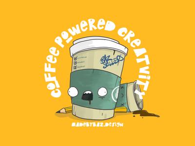Coffee Powered Creativity