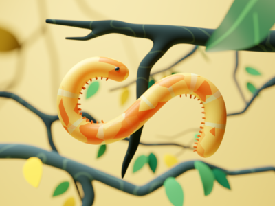 क for कीड़ा (worm)