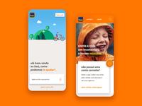 Bank Itaú mobile