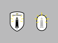Baitshop Lighthouse Patches