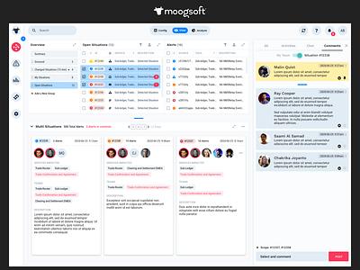 Moogsoft Express algorithms ml ai enterprise aiops devops