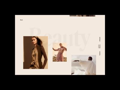 Peridot Mgmt – Portfolio & Slider portfolio slider transition interaction photographer photography typography ux ui web design website grid layout minimal fashion motion