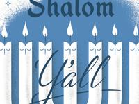 A Southern Hanukkah
