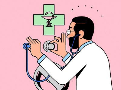 Safe health insurance medicine doctor system health