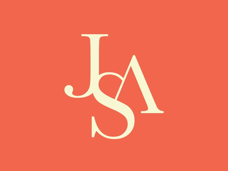 JSA monogram monogram