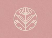 Sparkling Botanicals Logo logo design mysterious plant flower botanical logo