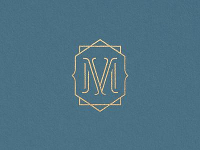 Crown Maple Madagascar Vanilla Icon v m monogram