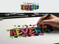 """Logo Design Concept """"Revenge"""""""