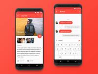 EgoEater (Beeline) Dating App