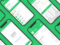 iOS Finance App - Full App