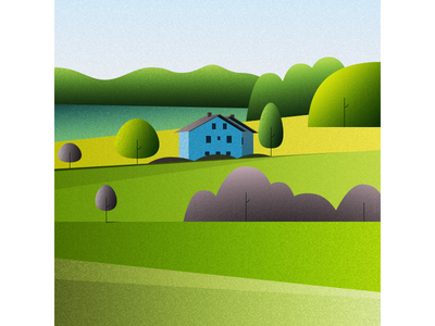 Kentucky vector illustration flat design
