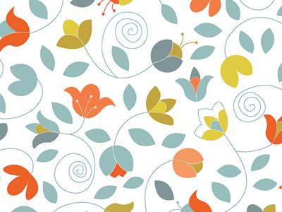 Lindsay Pattern illustration fashion pattern textile
