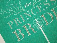 Book Cover WIP | The Princess Bride