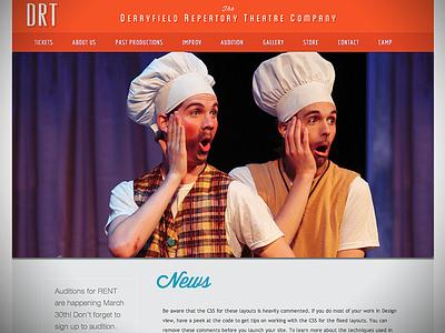 Website Design WIP web web design website website design graphic design layout html css typography type