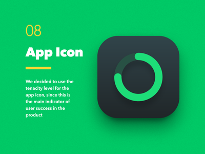 Weekly Goals — App Icon