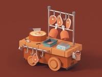 Raw Meat Truck