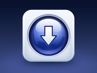 Download icon icon