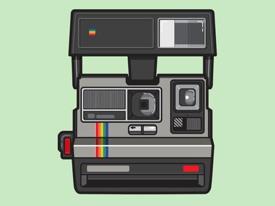 #43 Polaroid