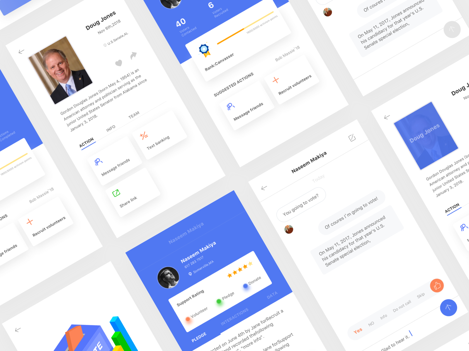 UI Inspiration: This week's selections from Joshua Oluwagbemiga, Ahsan Raz and more