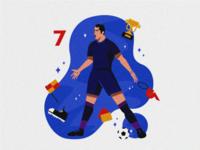 Cristiano Ronaldo 2018 FIFA World Cup