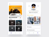 Photographer Platform