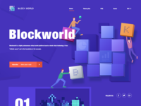 Blockworld Web