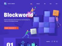 Blockworld Web