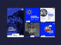 Social Media Content Design - Euro College