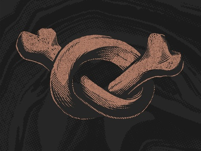 Loosen Up bone femur knot
