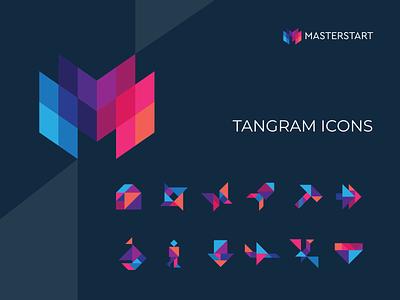 MasterStart Icons