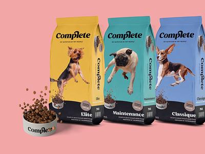 Pet Food Branding WIP