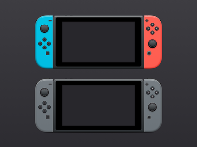Nintendo Switch - Free Sketch download