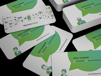BrandChat Business Cards & Illos