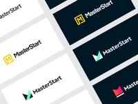 MasterStart Rebrand explorations