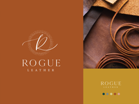 Rogue Leather Branding