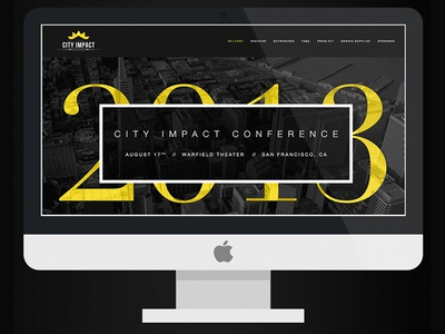 SF City Impact Conference