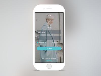 Baby & Co - App Design