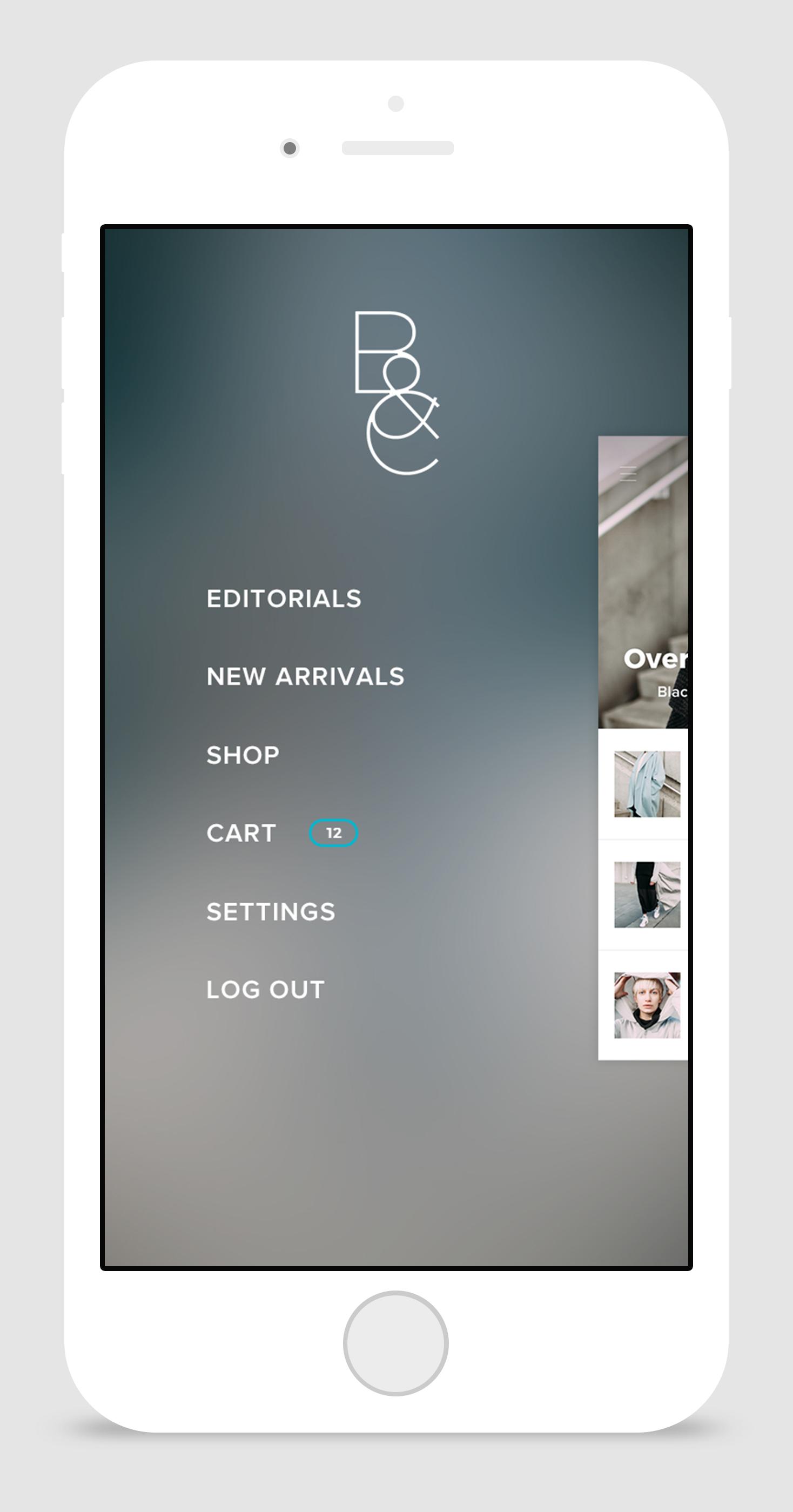 Iphone 6   menu