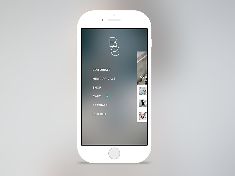 Dribbble hd   menu