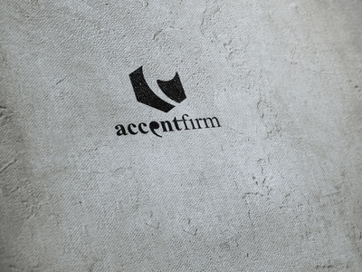 Accent Firm #Logo