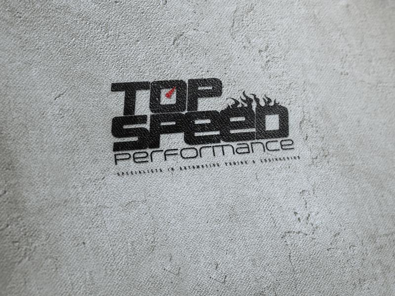 Top Speed Performance #Logo top speed performance logo