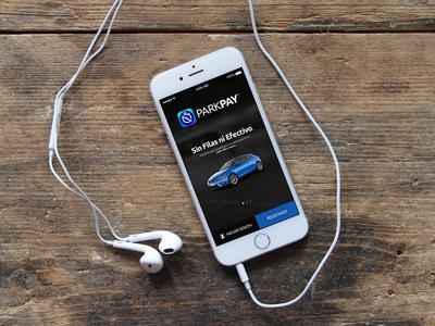 Parkpay #App