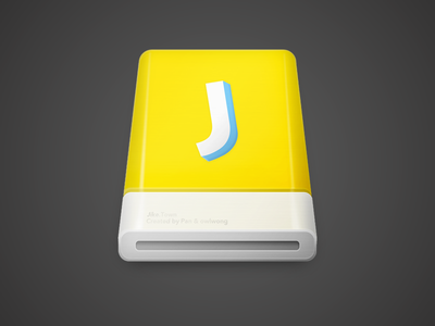 Jike.Town Volume Icon disk jike volume