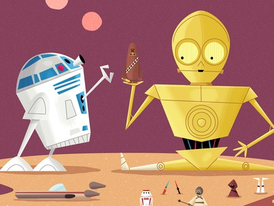 Droids and Their Toys (Final)