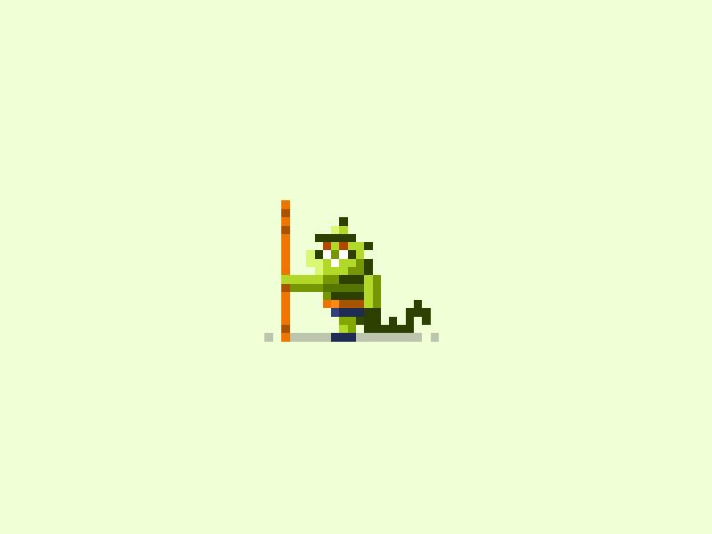 Whiplash motu pixel 8bit whiplash character